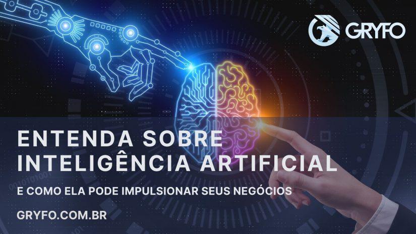 gryfo inteligência artificial para impulsionar seus negócios